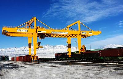 ОТЛК отправила 1 тыс. контейнерных поездов с начала 2016 года по маршруту Китай-Европа