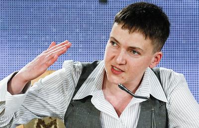 """Партия """"Батькивщина"""" не будет лишать Савченко депутатского мандата"""