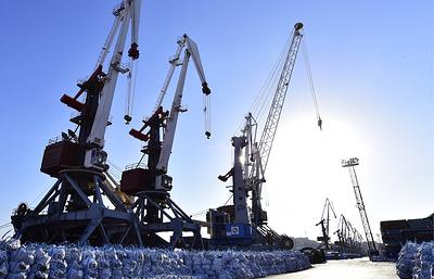Погрузка на станциях сети РЖД в адрес морских терминалов Дальнего Востока выросла на 6%