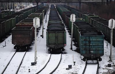Экспорт угля из Кузбасса в 2016 году вырос на 8,6 млн тонн