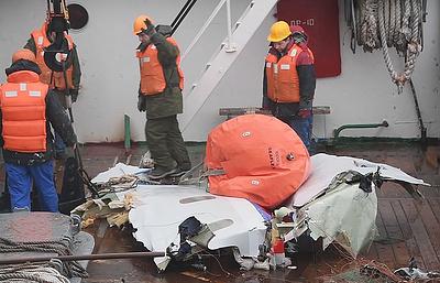 Выплаты в 1 млн рублей после катастрофы Ту-154 по бесспорным случаям завершены