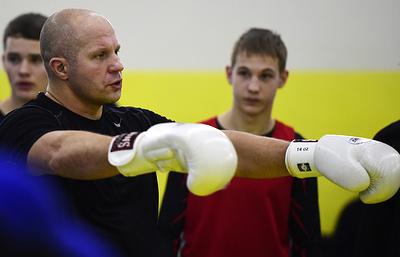 Завершивший карьеру боец Кеннеди хочет провести бой по грэпплингу с Емельяненко