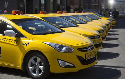 Московские операторы такси будут передавать данные в инфосистему города