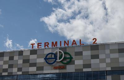 Аэропорт Уфы временно закрыт из-за выката самолета за пределы ВПП