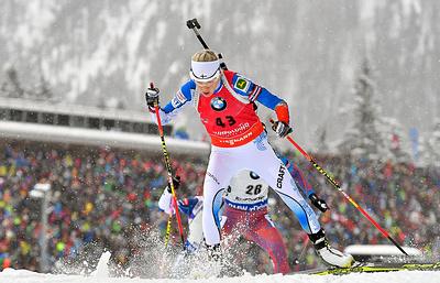 Финская биатлонистка Мякяряйнен не выступит на ЧМ по лыжным гонкам в Лахти