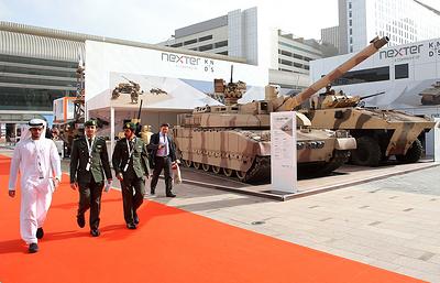 Танковый прорыв: что IDEX 2017 принес России
