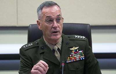 Генерал США: Пентагон и Минобороны РФ не возобновляют сотрудничество
