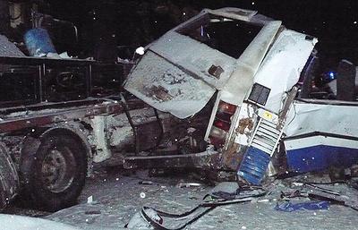 Завершено расследование уголовного дела о ДТП в Югре, где погибли 10 детей