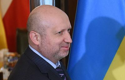 Турчинов признал, что после госпереворота бросил на задержание Януковича спецназ