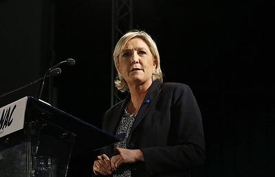 Ле Пен продолжает терять шансы на победу в выборах президента Франции
