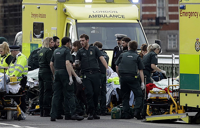 Число жертв лондонского теракта возросло до четырех