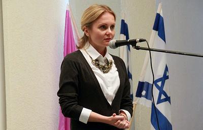Наталья Якимчук: молодые соотечественники в Израиле интересуются современной культурой России