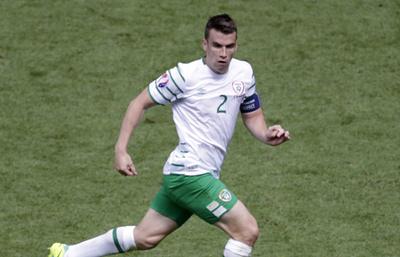 Капитан сборной Ирландии получил перелом ноги в отборочном матче ЧМ-2018