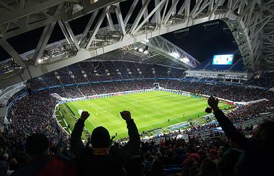 """ФИФА дала рекомендации по повышению комфорта на временных трибунах """"Фишта"""""""