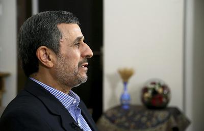 Махмуд Ахмадинежад не допущен к участию в президентской гонке в Иране