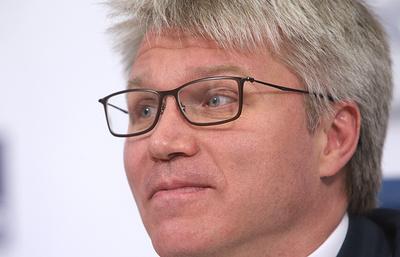 Колобков отметил возросший уровень доверия к российской антидопинговой системе