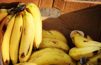 Британцы выбрасывают 1,4 млн бананов в день