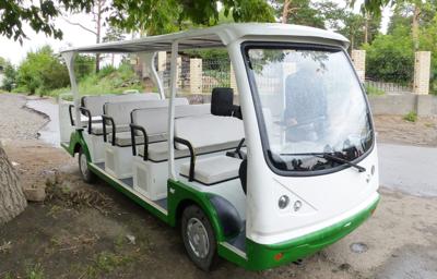 Индия и Китай увеличивают парк электромобилей