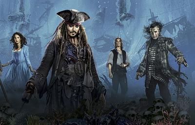 """Джек Воробей достиг дна: новые """"Пираты"""" и трагедия Джонни Деппа"""