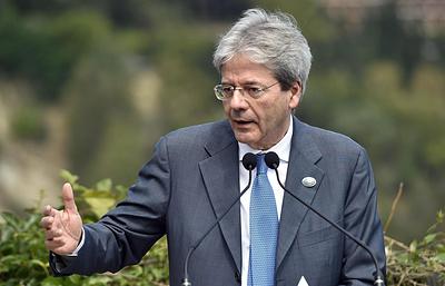 Премьер Италии заявил, что представлял на саммите G7 точку зрения России и Китая