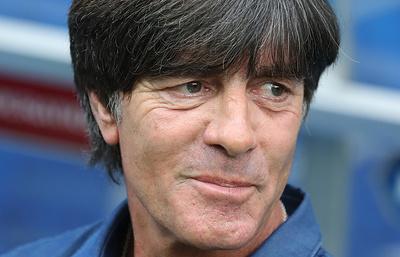 Лев: сборной Германии нужно поработать над стабильностью в игре на Кубке конфедераций