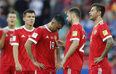 Смертин: российским футболистам нужно с первых минут матча навязать мексиканцам свою игру