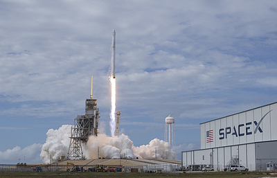 WSJ: SpaceX за два года увеличила капитализацию почти вдвое