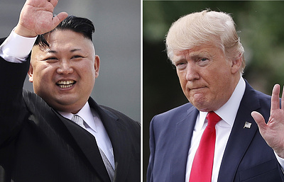 Ухудшение отношений между КНДР и США в заявлениях официальных лиц. Досье