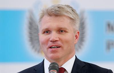 Колобков: ряд сборных РФ планируют провести в Южной Корее финальный этап подготовки к ОИ