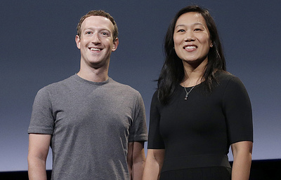 Цукерберг уходит в двухмесячный отпуск в связи с рождением второй дочери
