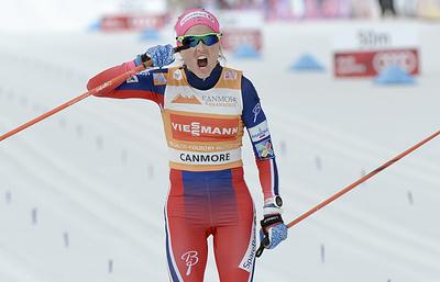 Лыжница Йохауг считает несправедливым решение CAS продлить срок дисквалификации