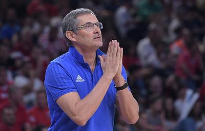 Базаревич: сборной России идет на пользу, что греки считают себя фаворитами 1/4 финала ЧЕ
