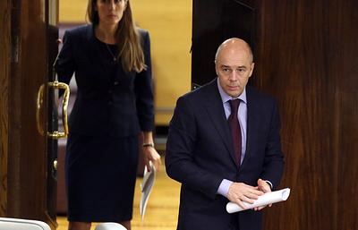 Силуанов: РФ надеется на справедливое решение суда по спору с Украиной о долге в $3 млрд