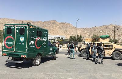 СМИ: в Кабуле прогремел мощный взрыв
