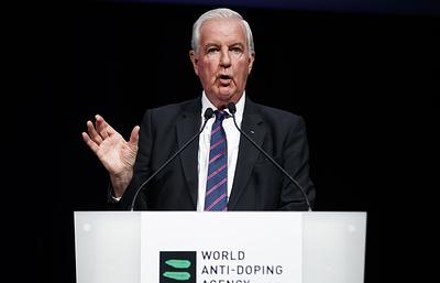 Исполком WADA принял критику Риди в адрес NADO, призвавших отстранить Россию от ОИ