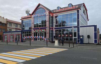 """В Грозном открыли международный автовокзал """"Западный"""""""