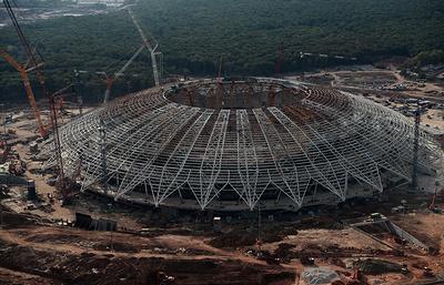 ФИФА: стадион в Самаре будет готов к ЧМ-2018, другого выбора нет
