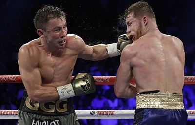 Мексиканский боксер Альварес хочет провести бой-реванш против Головкина в мае