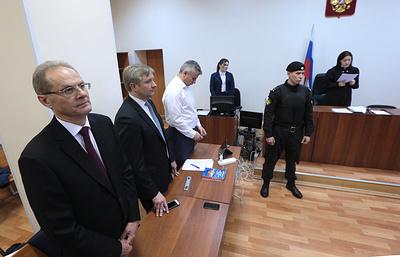 Приговоры в отношении глав российских регионов. Досье