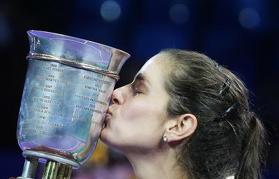 """Гёргес назвала великолепной свою игру в финале """"ВТБ Кубка Кремля"""""""