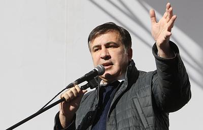 Саакашвили объявил о подготовке его выдачи Грузии