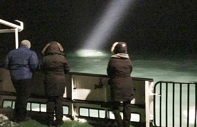 Спасатели подняли тело погибшего в результате крушения Ми-8 у Шпицбергена