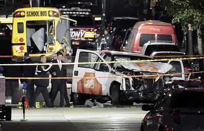 Что известно о теракте на Манхэттене
