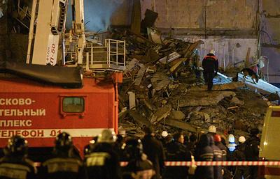 Тело четвертого погибшего извлечено из-под завалов обрушившегося дома в Ижевске