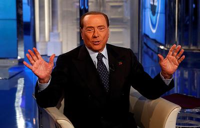 Сильвио Берлускони рассказал, что дрался с коммунистами еще в детстве