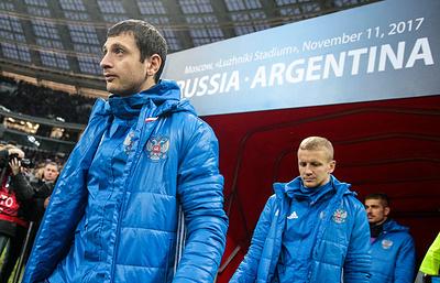 Дзагоев: сборная Испании имеет слабые места, которыми россияне должны воспользоваться