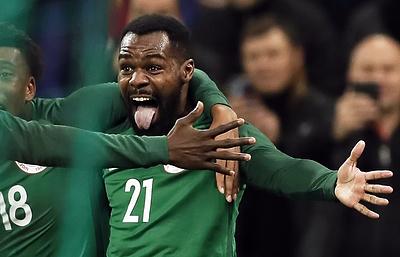 Тренер сборной Нигерии: Идову хорошо проявил себя в матче с аргентинцами