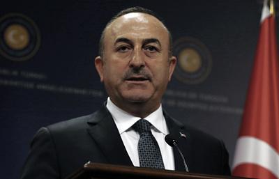Чавушоглу: ситуация в Сирии улучшилась благодаря действиям Турции, РФ и Ирана