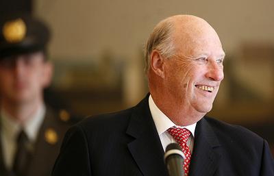 Короля Норвегии госпитализировали из-за инфекции