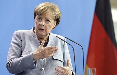 Меркель сообщит президенту ФРГ о срыве коалиционных переговоров